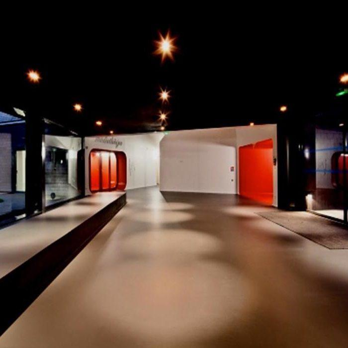 Vue intérieure Espace Culturel L'Atelier - Expositions à Gournay-en-Bray Culture et Patrimoine