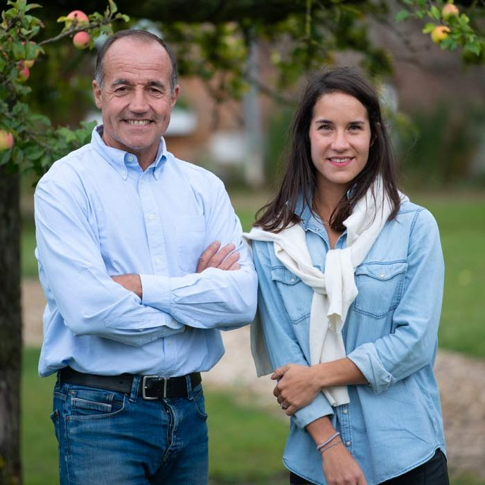 Producteurs du Pressoir d'Or à Frenelles-en-Vexin Terroir